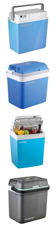 Автохолодильники STARWIND