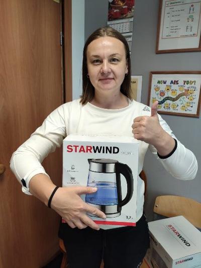 STARWIND поздравил первоклассников и их родителей с началом учебного года